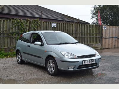 FORD FOCUS Hatchback 1.8 TDCi Edge 3dr