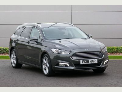 FORD MONDEO Estate 2.0 TDCi Titanium Powershift AWD (s/s) 5dr
