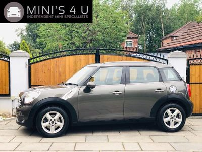 MINI COUNTRYMAN Hatchback 2.0 Cooper D ALL4 5dr