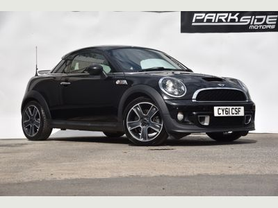 MINI COUPE Coupe 1.6 Cooper S 3dr