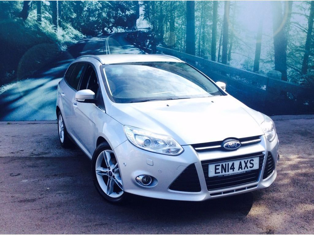 FORD FOCUS Estate 1.5 TDCi Titanium X (s/s) 5dr
