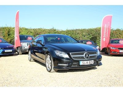 MERCEDES-BENZ CLS Coupe Cls350 Cdi Blueefficiency Amg Sport