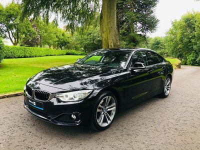 BMW 4 SERIES GRAN COUPE Coupe 2.0 420d Sport Gran Coupe xDrive (s/s) 5dr