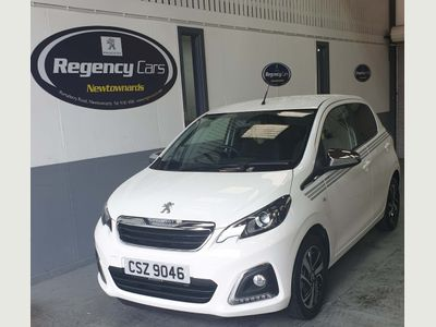 PEUGEOT 108 Hatchback 1.0 Collection 5dr
