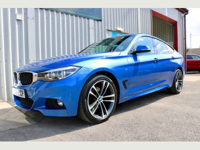 BMW 3 SERIES GRAN TURISMO Hatchback 3.0 330d M Sport Gran Turismo Auto xDrive (s/s) 5dr