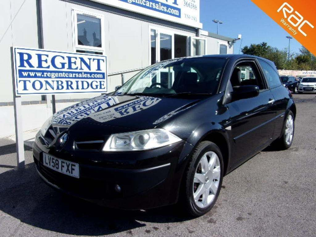 RENAULT MEGANE Hatchback 1.6 VVT Tech Run 3dr
