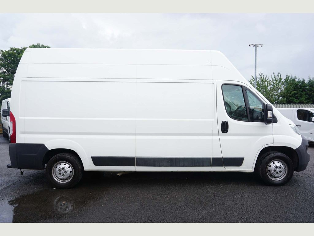 CITROEN RELAY Panel Van 2.2 HDi 35 L3H3 Panel Van 5dr