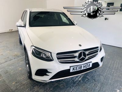 MERCEDES-BENZ GLC CLASS SUV 2.0 GLC250 AMG Line 4MATIC (s/s) 5dr