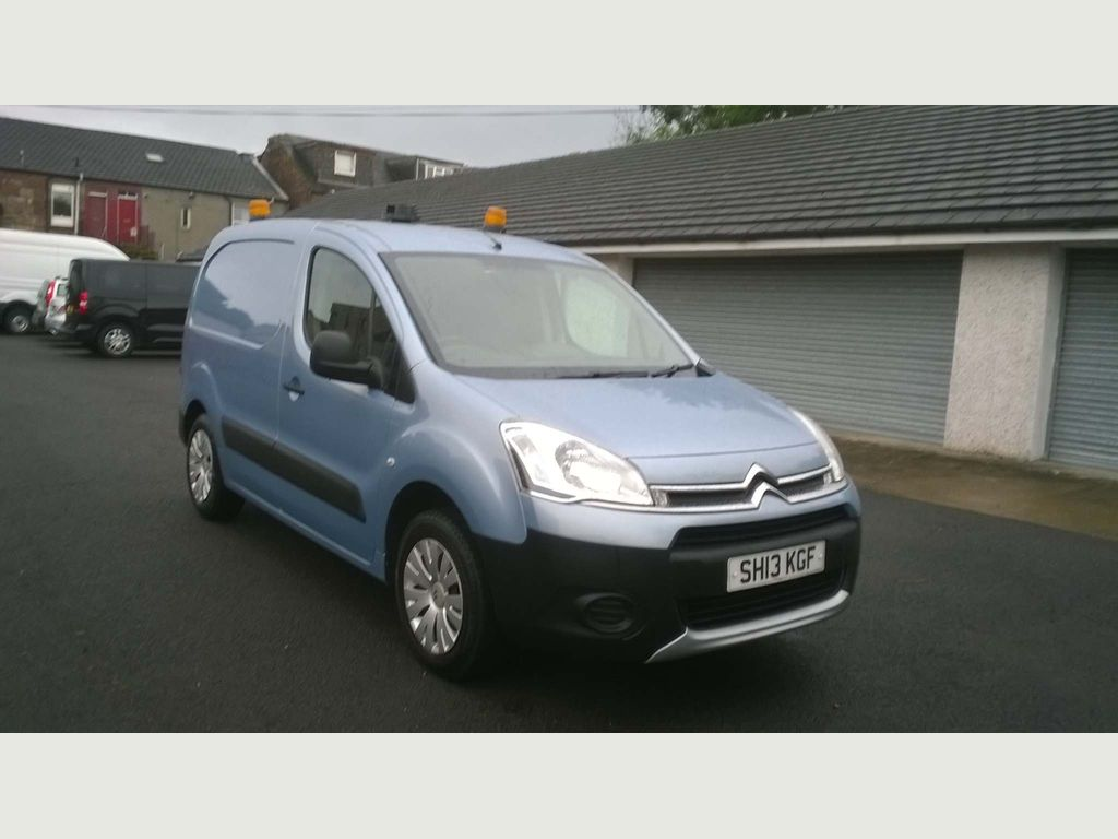 CITROEN BERLINGO Other 1.6 HDi L1 625 XTR+ Panel Van 5dr