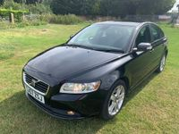 VOLVO S40 Saloon 2.5 T5 SE Lux Geartronic 4dr