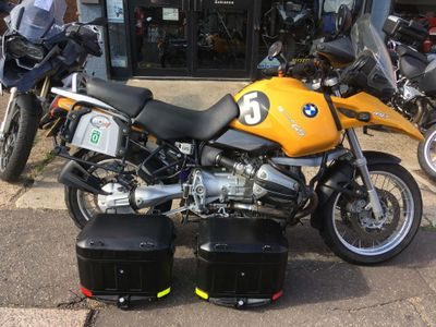 BMW R1150 Adventure 1150 GS