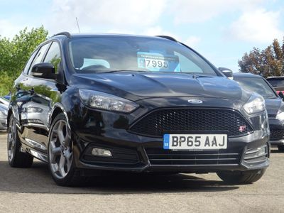 FORD FOCUS Estate 2.0 TDCi ST-1 (s/s) 5dr