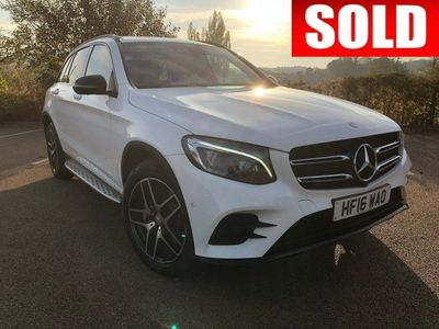MERCEDES-BENZ GLC CLASS SUV 2.1 GLC250d AMG Line (Premium Plus) 4MATIC (s/s) 5dr
