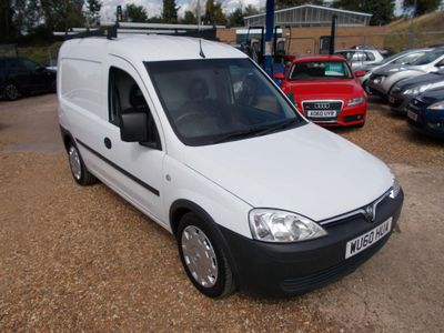 VAUXHALL COMBO Other 1.3 CDTi 16v 1700 Panel Van 3dr