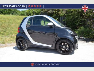 SMART FORTWO Coupe 1.0 MHD Grandstyle Softouch 2dr
