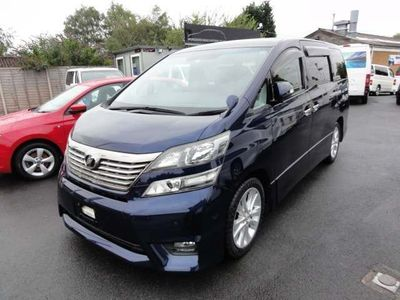 TOYOTA VELLFIRE MPV 2400 z edition immaculate fresh import