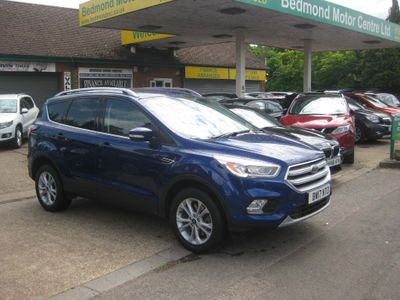 FORD KUGA SUV 1.5 TDCi EcoBoost Titanium (s/s) 5dr