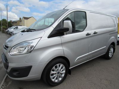 FORD TRANSIT CUSTOM Panel Van 2.2 TDCi 270 L1H1 Trend Panel Van 5dr