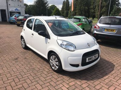 CITROEN C1 Hatchback 1.0 i Splash 5dr