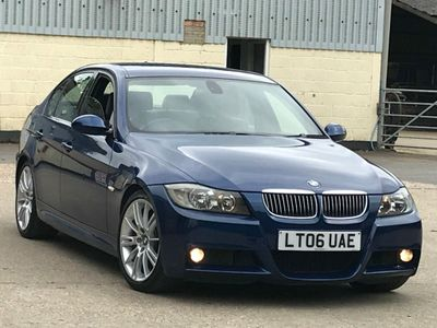 BMW 3 SERIES Saloon 2.5 325i M Sport 4dr