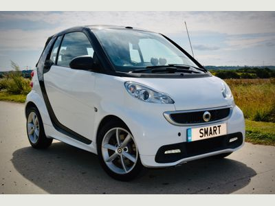 SMART FORTWO Convertible 1.0 MHD Edition 21 Cabriolet Softouch 2dr