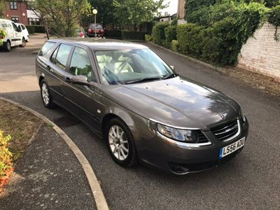 SAAB 9-5 Estate 2.3 T Linear Sport 5dr