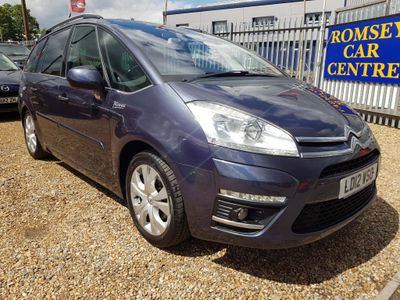 CITROEN GRAND C4 PICASSO MPV 2.0 HDi Exclusive EGS 5dr
