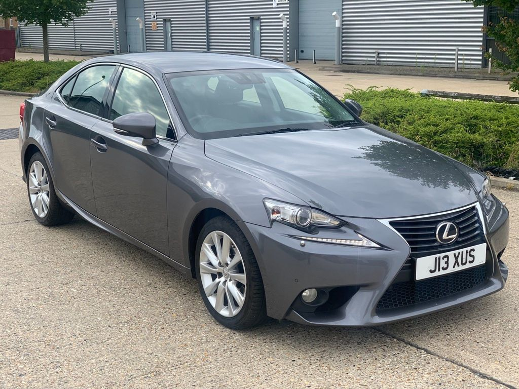 LEXUS IS 250 Saloon 2.5 Luxury 4dr