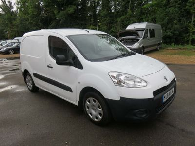 PEUGEOT PARTNER Other 1.6 HDi S L1 625 4dr