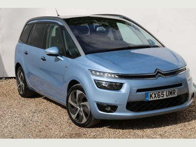 CITROEN GRAND C4 PICASSO MPV 2.0 BlueHDi Exclusive+ 5dr