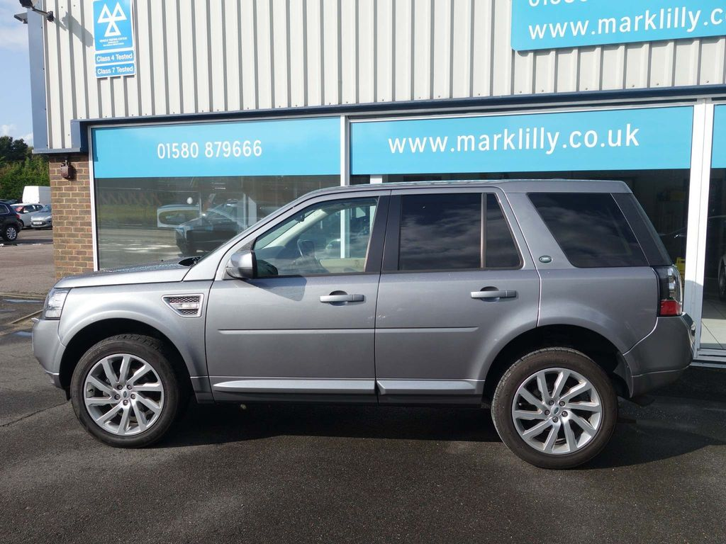 Used Land Rover Freelander 2 Suv 2 2 Td4 Xs 4x4 5dr in