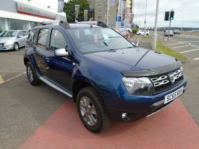 DACIA DUSTER SUV 1.5 dCi Laureate Prime (s/s) 5dr