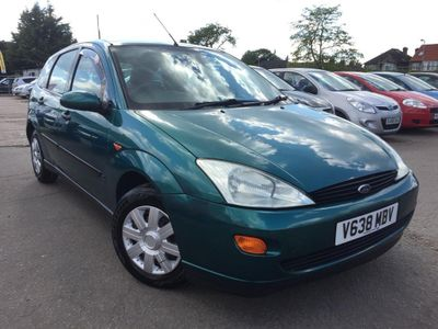 FORD FOCUS Hatchback 1.4 i 16v CL 5dr