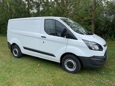 FORD TRANSIT CUSTOM Other 2.0 TDCi 290 L1H1 Panel Van 5dr (EU6)