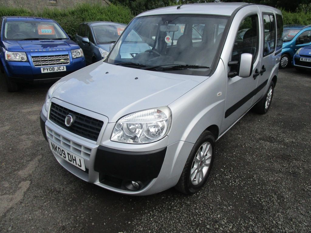 FIAT DOBLO Estate 1.4 8v Dynamic 5dr