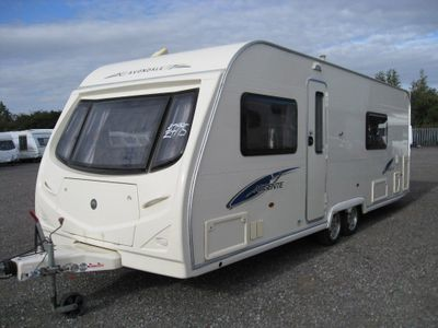 Avondale ARGENTE 642/4 Tourer 2008 4 BERTH FIXED BED
