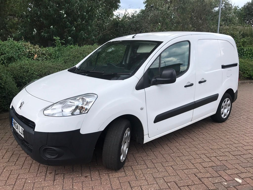 PEUGEOT PARTNER Other 1.6 HDi Professional L1 625 5dr