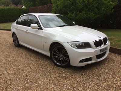 BMW 3 SERIES Saloon 2.0 318i Sport Plus 4dr