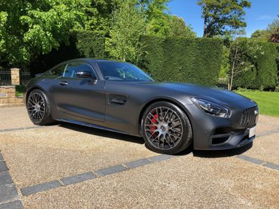 MERCEDES-BENZ AMG GT Coupe 4.0 C Edition 50 Speedshift DCT (s/s) 2dr