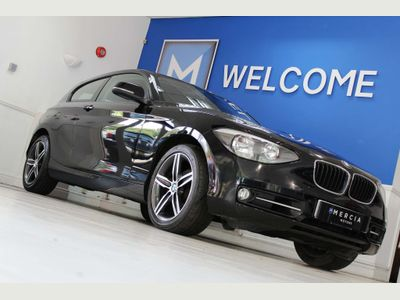 BMW 1 SERIES Hatchback 1.6 118i Sport Sports Hatch (s/s) 3dr
