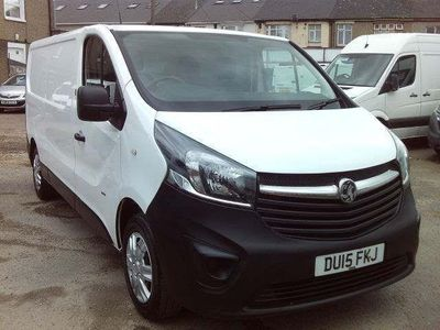 VAUXHALL VIVARO Temperature Controlled
