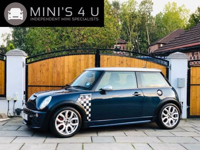 MINI HATCH Hatchback 1.6 John Cooper Works Checkmate 3dr