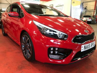 KIA PROCEED Hatchback 1.6 T-GDi GT Tech 3dr