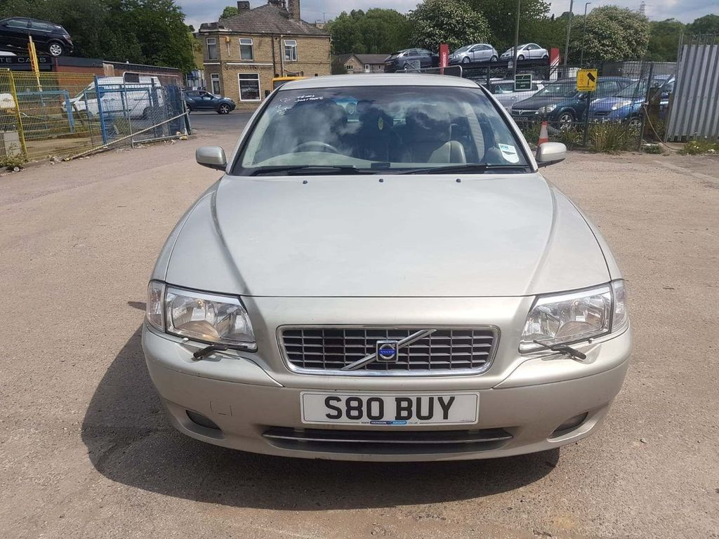 Used Volvo S80 Saloon 2 4 D5 Se 4dr in Cleckheaton, West Yorkshire