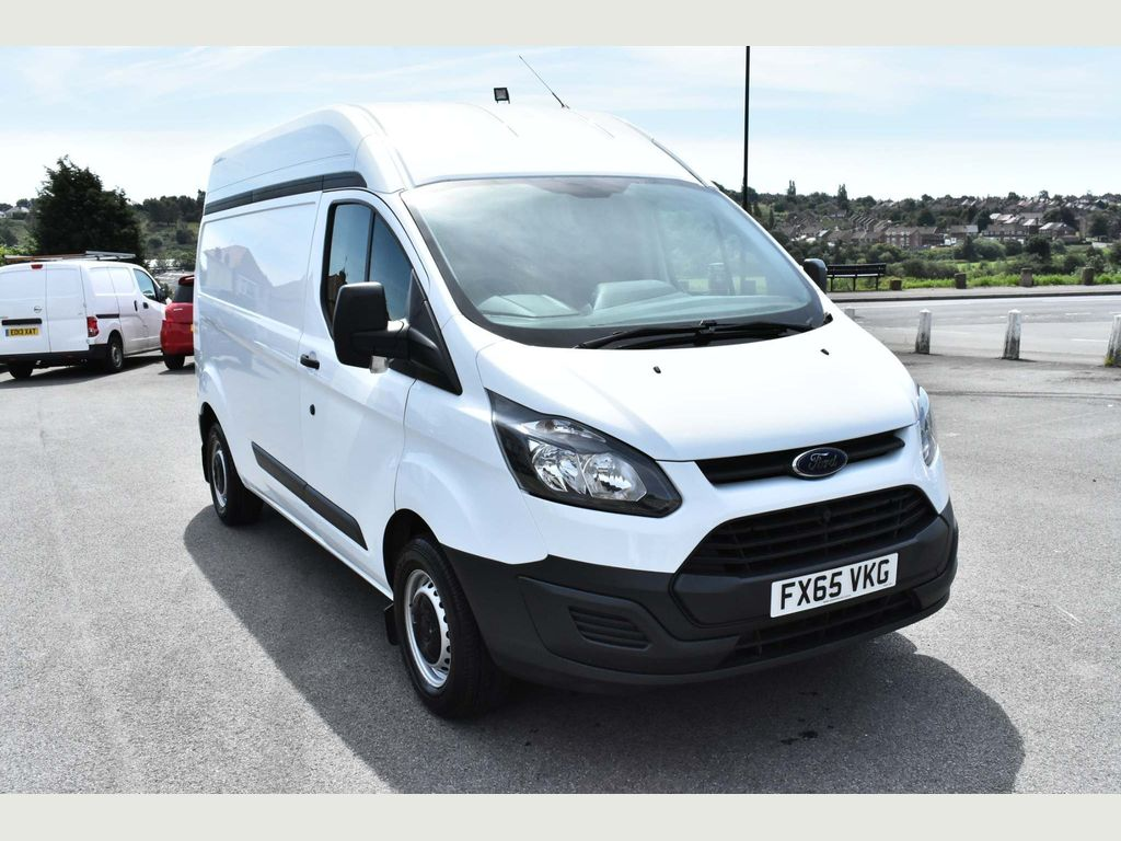 FORD TRANSIT CUSTOM Other 2.2 TDCi 290 L2H2 Panel Van 5dr