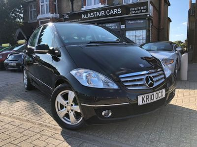 MERCEDES-BENZ A CLASS Hatchback 1.7 A180 BlueEFFICIENCY Avantgarde SE 5dr