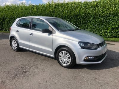VOLKSWAGEN POLO Hatchback 1.0 TSI BlueMotion Tech S (s/s) 5dr