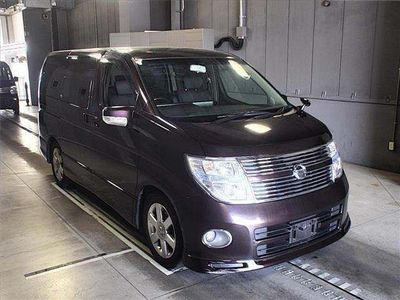 NISSAN ELGRAND MPV {Edition unlisted}