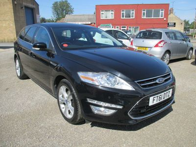 FORD MONDEO Estate 2.0 TDCi Titanium X Powershift 5dr