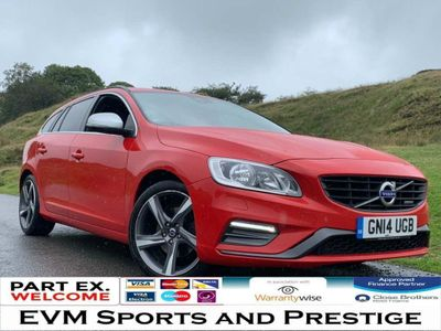 VOLVO V60 Estate 1.6 T3 R-Design (s/s) 5dr
